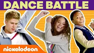 Duo Dance Battle Ft. JoJo Siwa, Owen Joyner & More! | #NickStarsIRL