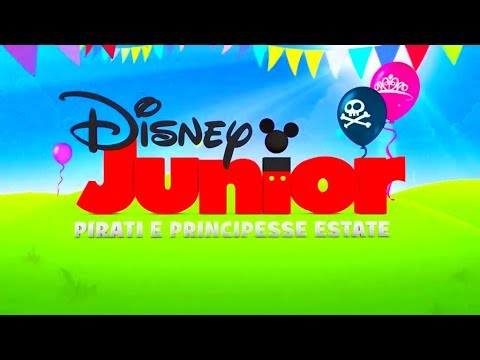 Disney Junior Bumpers (Compilation)