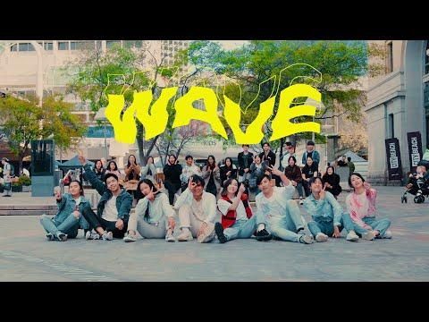 K-POP IN PUBLIC CHALLENGE WAVE by ATEEZ Dance Cover  AUSTRALIA