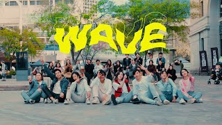 [K-POP IN PUBLIC CHALLENGE] WAVE by ATEEZ Dance Cover || AUSTRALIA