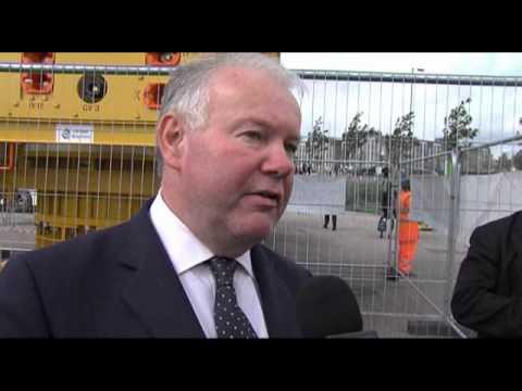 Offshore Europe 2011 - Upstream speaks to Charles Hendry