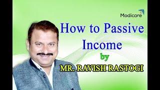 How to Passive Income by Ravish Rastogi