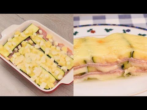 Zucchini parmesan recipe how to prepare a light and tasteful recipe