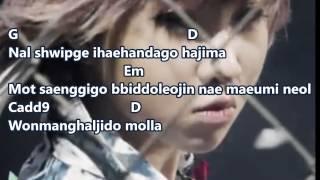 2NE1 투애니원 - Ugly (lyrics and chords)