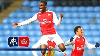 Coventry U18 2-2 (6-7 Pen) Arsenal U18 (2015/16 FA Youth Cup R5) | Goals & Highlights