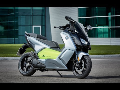 2017 BMW C Evolution Scooter Coming To US - Latest Automotive Production
