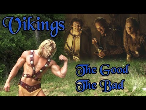 The Vikings Series. A Good Thing And A Bad Thing