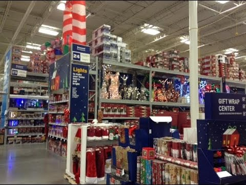 Lowes Christmas 2015 - YouTube