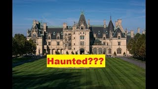 Biltmore Mansion Ghosts