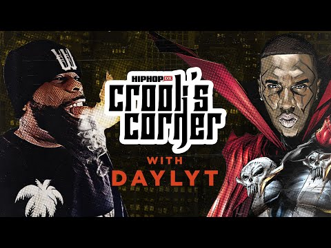 Crooked I & Daylyt Talk The Impact Of Nipsey Hussle How Eminem Broke Hip Hop & More  Crook&39;s Corner
