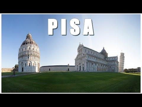 Италия:  Pisa
