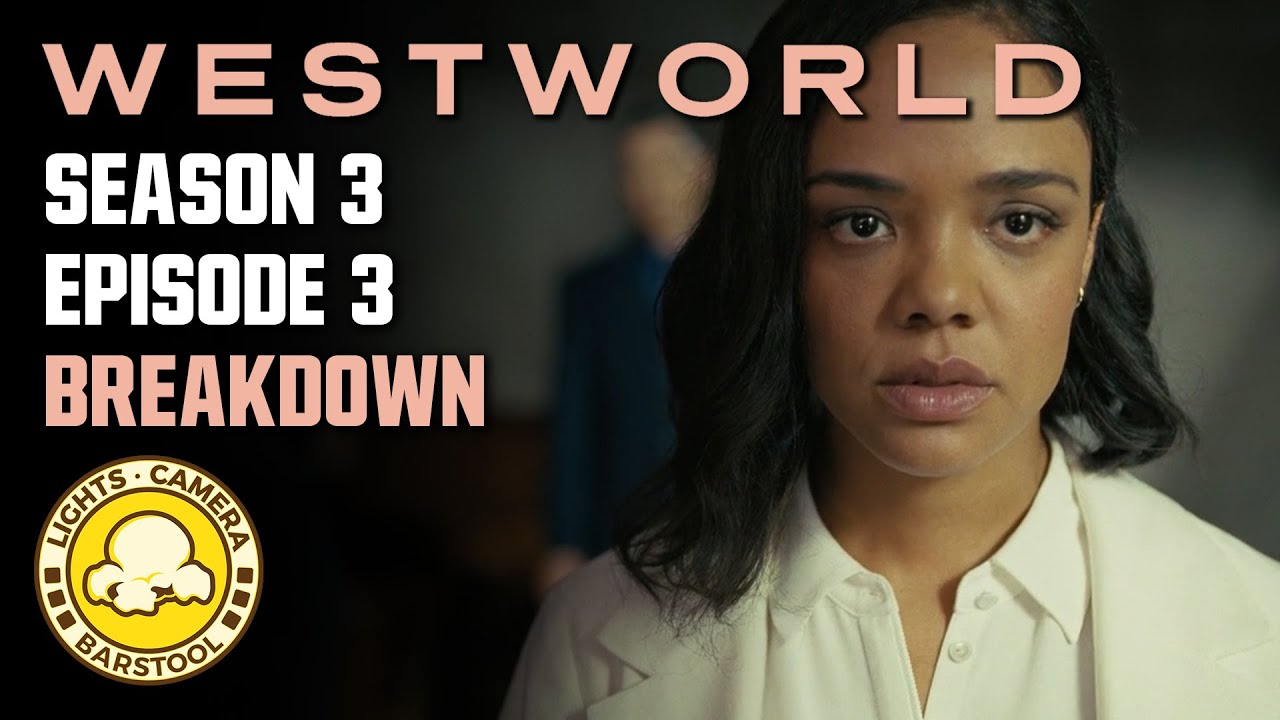 Westworld - Season 3 Episode 4 : The Mother of Exiles (2020) Full Episode