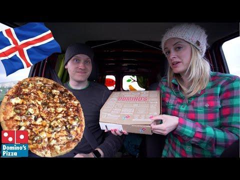 DOMINO'S PIZZA IN ICELAND