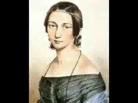 Clara Schumann (1819-1896) - Nocturne in F major Op.6 No.2 from 'Soirées Musicales'