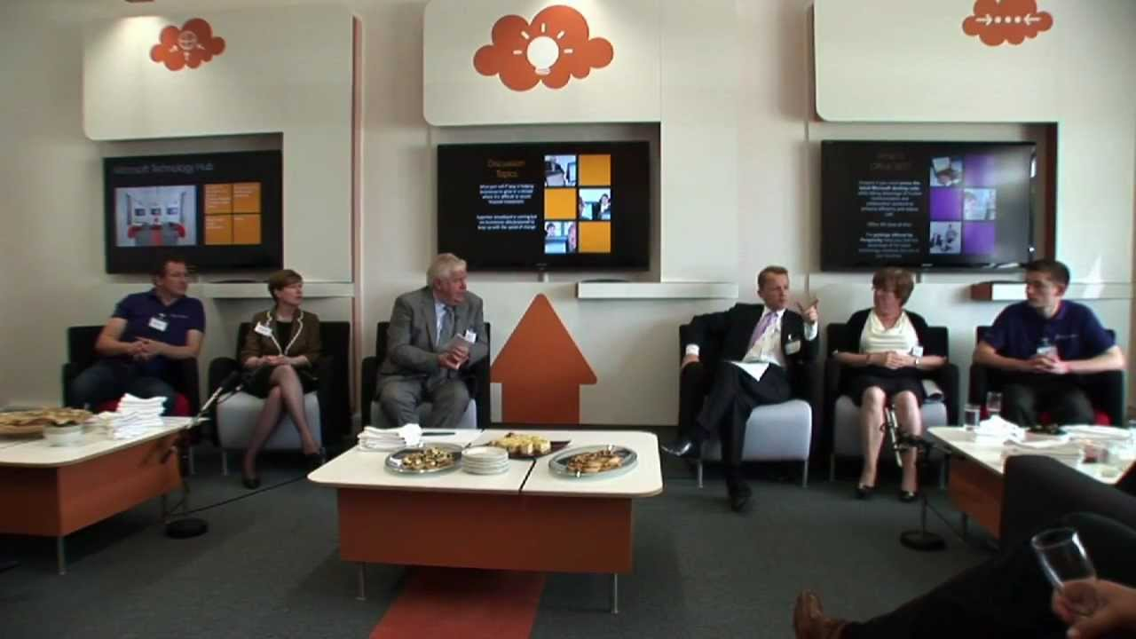 Perspicuity Microsoft Technology Hub Launch Q A Yeovil Innovation Centre 29 June 2012