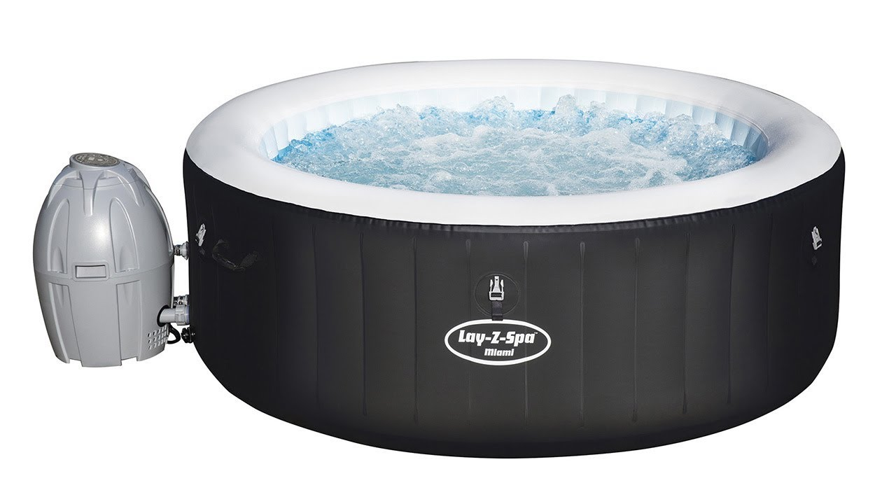 Jacuzzi Pool Manual Lay Z Spa Miami Airjet How To Setup