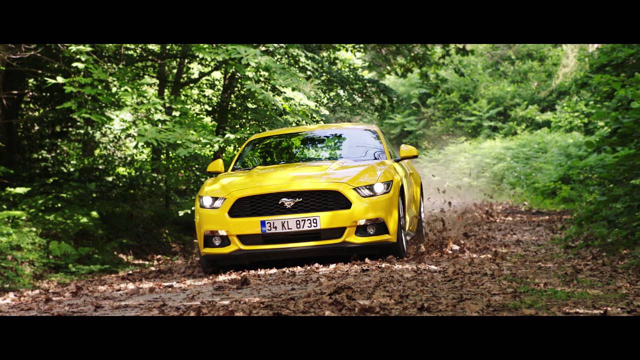 Ford Mustang Babalar Günü Videosu [Sponsorlu]