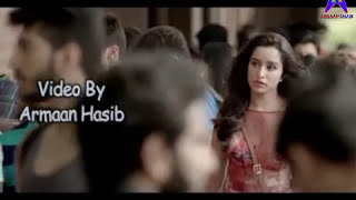 Baarish Song Ft. Armaan Malik | Version |  HD | Half Girlfriend | Ash King | 2017