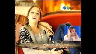 "Clip : Martina Stoessel ""Lucha Por Tu Suenos """
