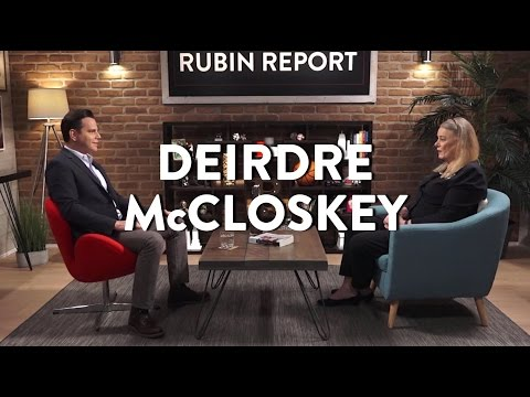 Deirdre McCloskey and Dave Rubin: Trans in Academia, Liberalism, Free Trade (Full Interview)