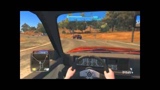 Test Drive Unlimited 2 - Gameplay Lancia Delta Integrale 2 (BETA)