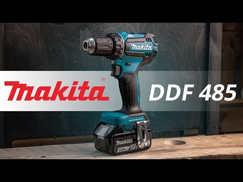 MAKITA DDF 485