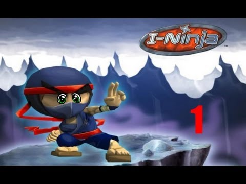 Let's Play I-Ninja Episode 1: This is gonna be good