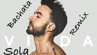 Gambar cover Sola - Luis Fonsi (Cover) Dj Tony Pecino (Bachata Version)