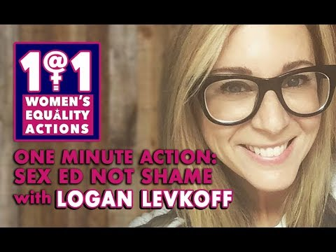 1@1 1-Minute Action: Dr. Logan Levkoff - YouTube