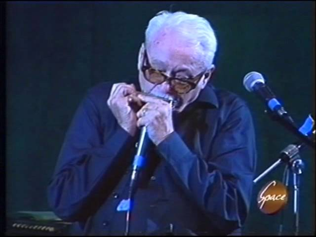 Toots Thielemans | Imagine John Lennon.wmv