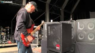 Roger Glover (Deep Purple) first impression of the BG250-210