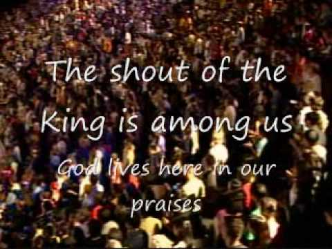 A Hillsong Album The Shout Of The King Youtube