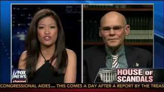 Michelle Malkin VS James Carville: