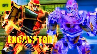 EXCAVATOR EVOLUTION Real Steel Boxing - Android Gameplay HD