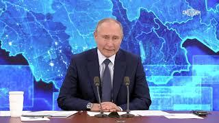 Путин о Карабахе: Ситуация вышла из-под контроля, напряженка там длилась много лет - Россия 24