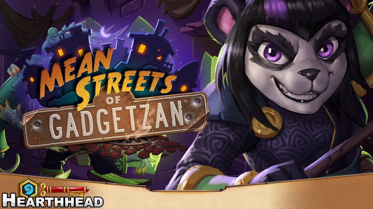 Mean Streets of Gadgetzan Store Music - Hearthstone