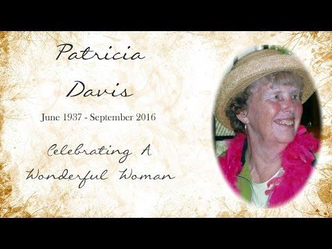 Patricia Davis Memorial