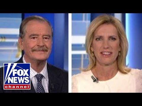 Vicente Fox reacts to the White House immigration plan