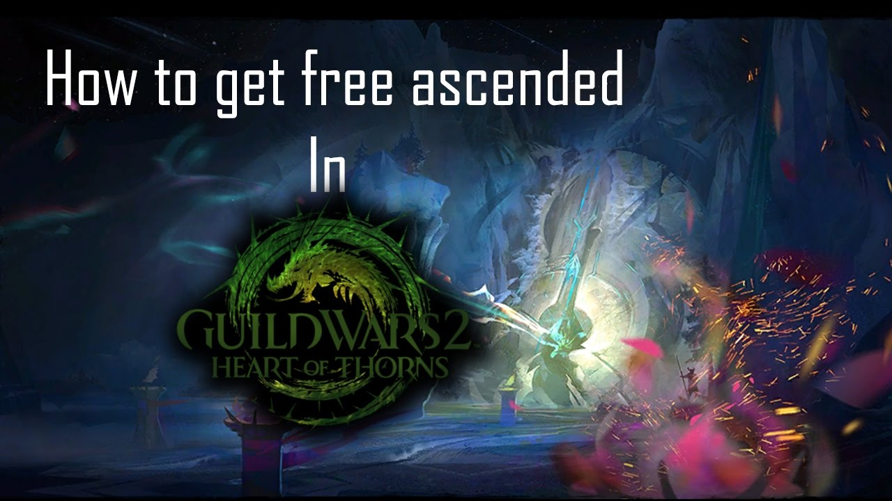 How To Get Free Ascended Trinkets In Guild Wars 2 Youtube
