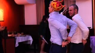 Свадьба Ильхама и Алсу 04/10/2014г. Сценка