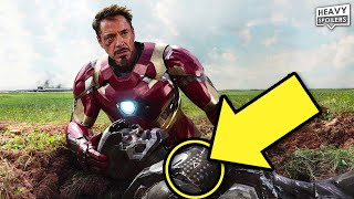 INSANE DETAILS In CAPTAIN AMERICA CIVIL WAR You Only Notice After Binge Watching The MCU