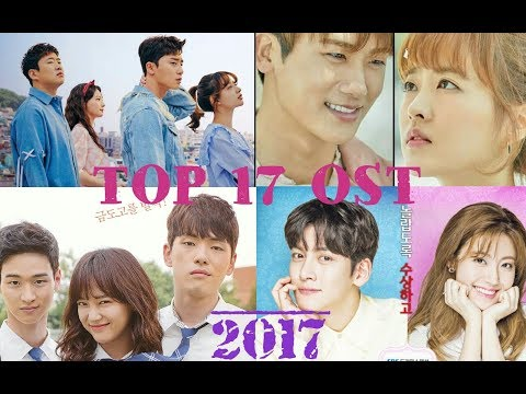 ToP 17 kdrama ost of 2017 || Summer edition [ Part 1 ]