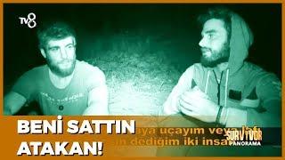 Atakan ve Yusuf Arasında İlginç Konuşma! - Survivor Panaroma 70. Bölüm
