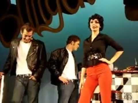 Kate Vogel sings Sandra Dee.MPG