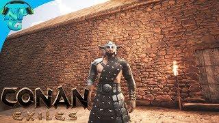 Conan Exiles - Full Release Season - Nick-nan the Nerd-barian! Live Strem Episode 0