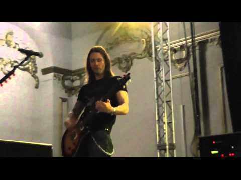 ALTER BRIDGE & Diandra Gumz - Lover - Soundcheck Berlin