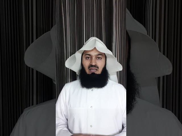 Contentment, Revelation & the Arabic Language - Mufti Menk