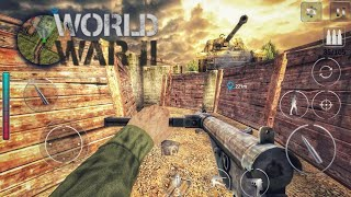 Update   Call Of Courage WW2   Android Gameplay screenshot 5