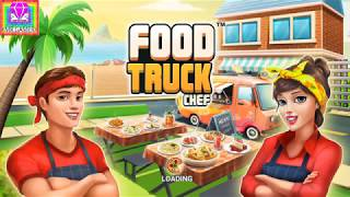 Food Truck Chef  --  Map 1-25 --  MRGAMER