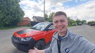 ТОП внедорожник современности Jeep Compass Trailhawk 2019 - почему стоит купить это авто ???